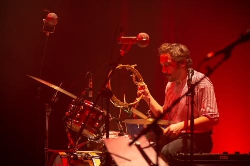 Luís Severo com Banda