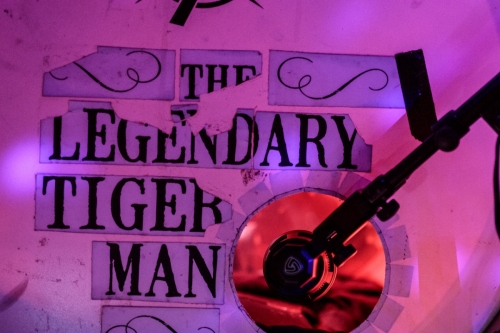 The Legendary Tigerman